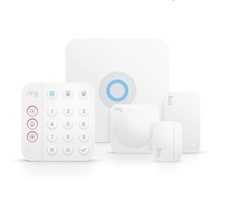 Ring Alarm Home Security System 5-Piece Kit (2nd Gen)