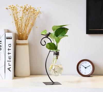 Marbrasse Desktop Glass Planter