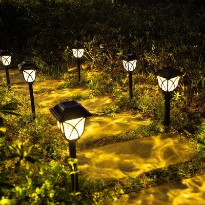 GIGALUMI Solar Path Lights (6-Pack)