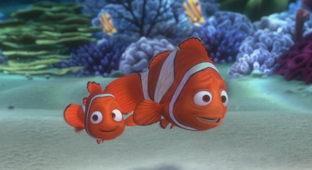 Finding Nemo is an ocean movie for kids by animation studio Pixar.