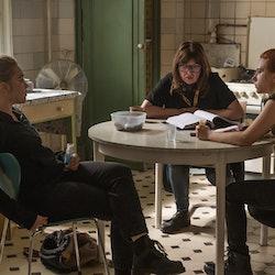 Scarlett Johansson and Florence Pugh star in 'Black Widow.'