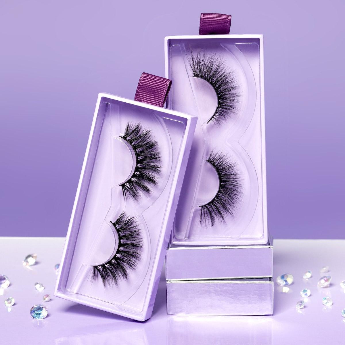 Mikayla x Glamlite 3D Faux Lashes Brand New
