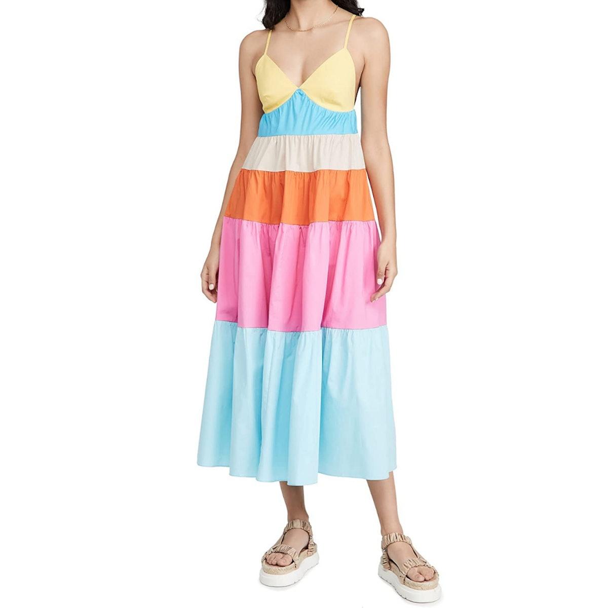 STAUD Cleo Dress