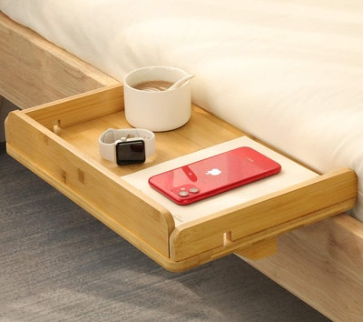 Amada Bedside Shelf with Cable Management