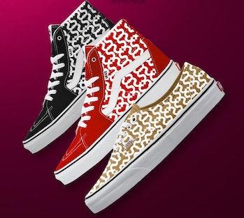Supreme x Vans sneakers