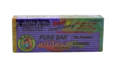 Mr. Pumice Purple Pumi Bar