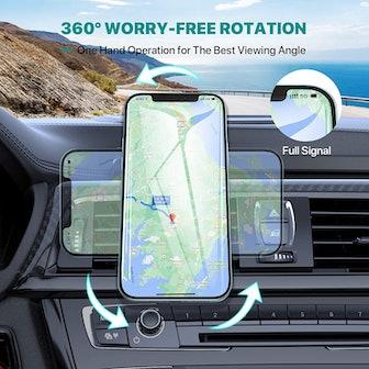 Miracase Universal Magnetic Car Phone Mount