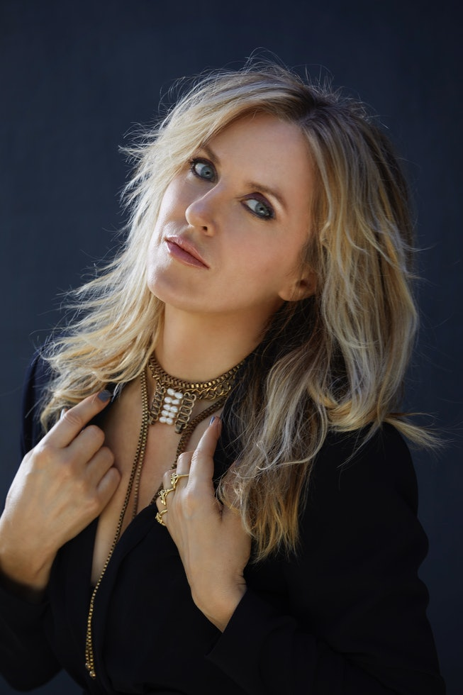 Liz Phair's first album in 11 years, 'Soberish,' is out now.
