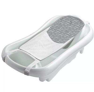 The First Years Sure Comfort Deluxe Newborn-to-Toddler Tub With Sling