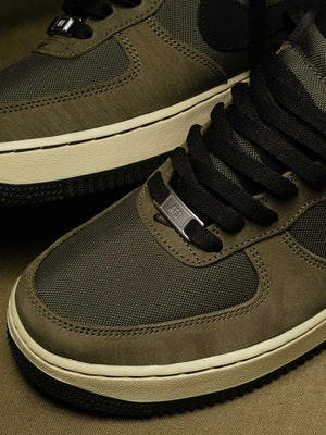 Undefeated Nike Ballistic Air Force 1