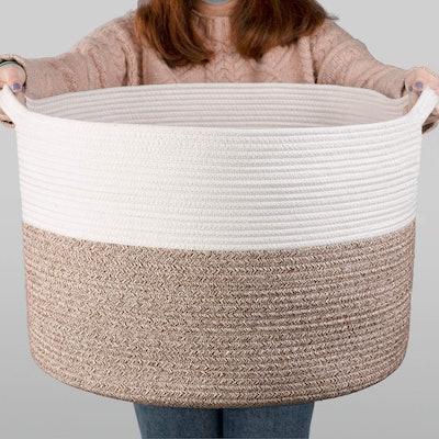 INDRESSME Rope Storage Basket