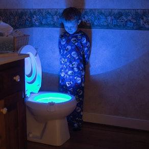 RainBowl Toilet Bowl Night Light