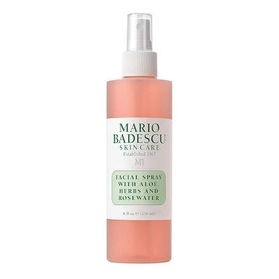 Mario Badescu Facial Spray with Aloe, Herbs, and Rosewater