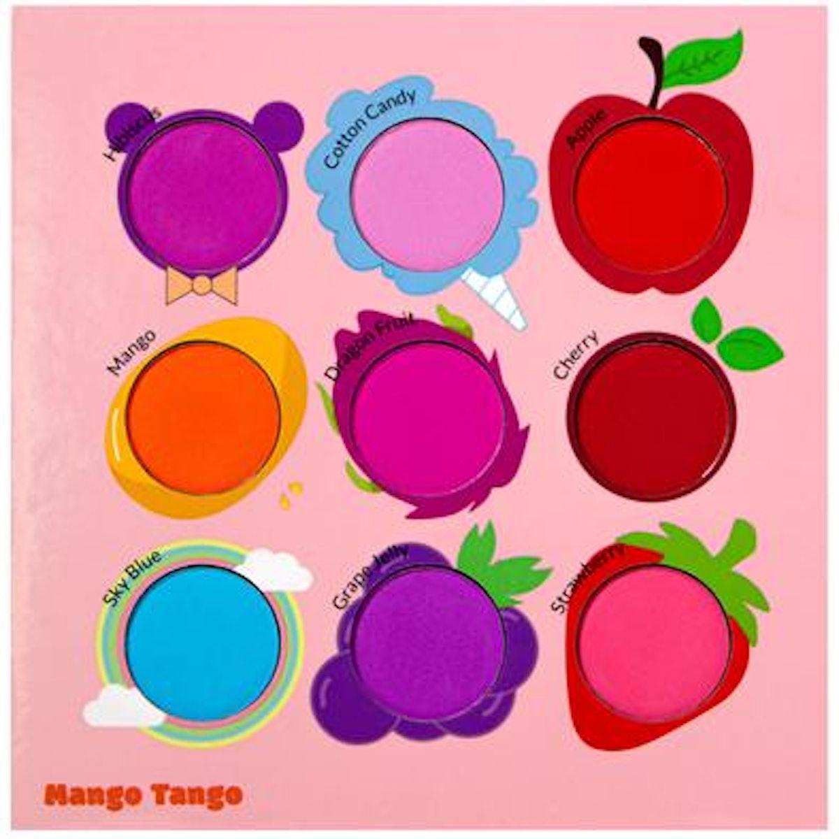 Juicy Nine 02 - Mango Tango