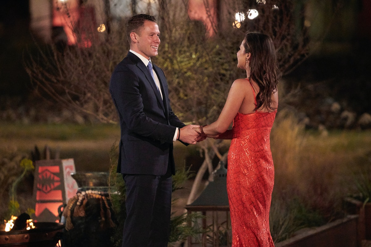 Katie Thurston and Cody Menk on Season 17 of 'The Bachelorette' on ABC