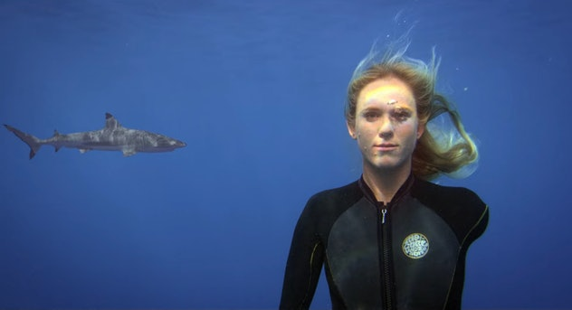 Bethany Hamilton: Unstoppable is a documentary about the inspiring pro-surfer.