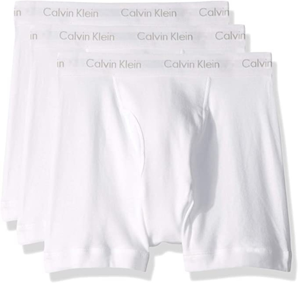 Calvin Klein Boxer Briefs, 3-Pack