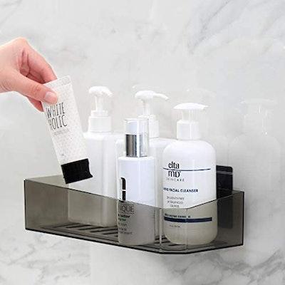 Cq acrylic Bathroom Shower Shelf (2-Pack)