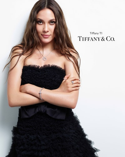 Eileen Gu stars as one of Tiffany & Co.'s new brand ambassadors.