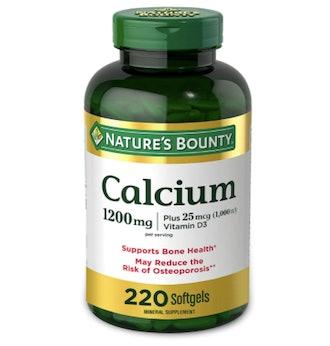 Nature's Bounty Calcium & Vitamin D (220 Count)