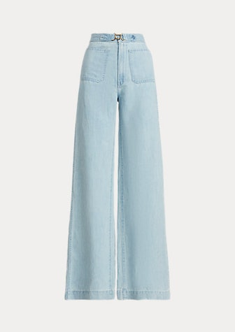 Margery Wide-Leg Jeans