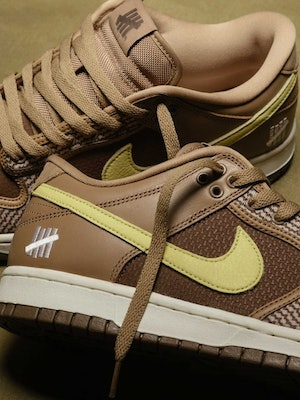 Undefeated Nike Stay On Your Feet Kid Dunk