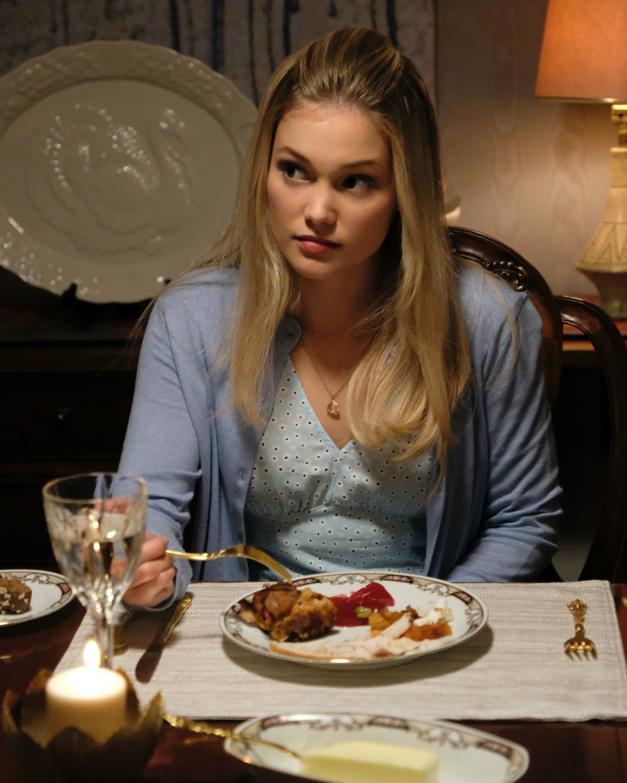 Olivia Holt as Kate in Freeform's 'Cruel Summer' Season 1