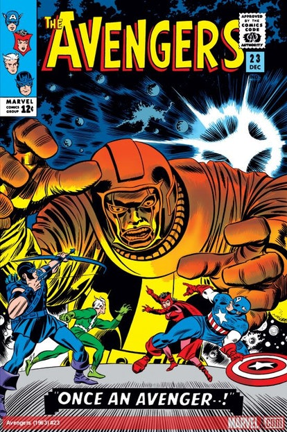 Ravonna Renslayer made her Marvel debut more than 50 years ago. Photo via Marvel