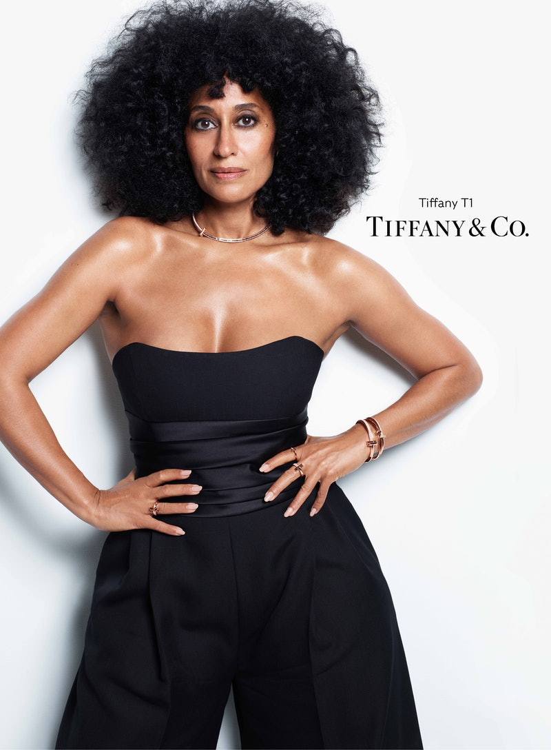 Tracee Ellis Ross stars as new brand ambassador for Tiffany & Co.