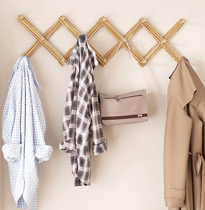 Oropy Expandable Wall Rack