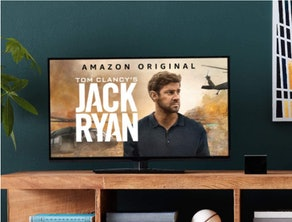 Fire TV Cube   Hands-free streaming device with Alexa   4K Ultra HD