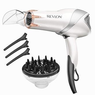 REVLON 1875 Watts Infrared Heat Hair Dryer