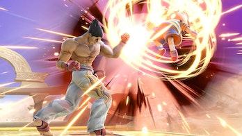 kazuya smash ultimate screenshot