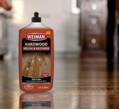 Weiman Hardwood Polish