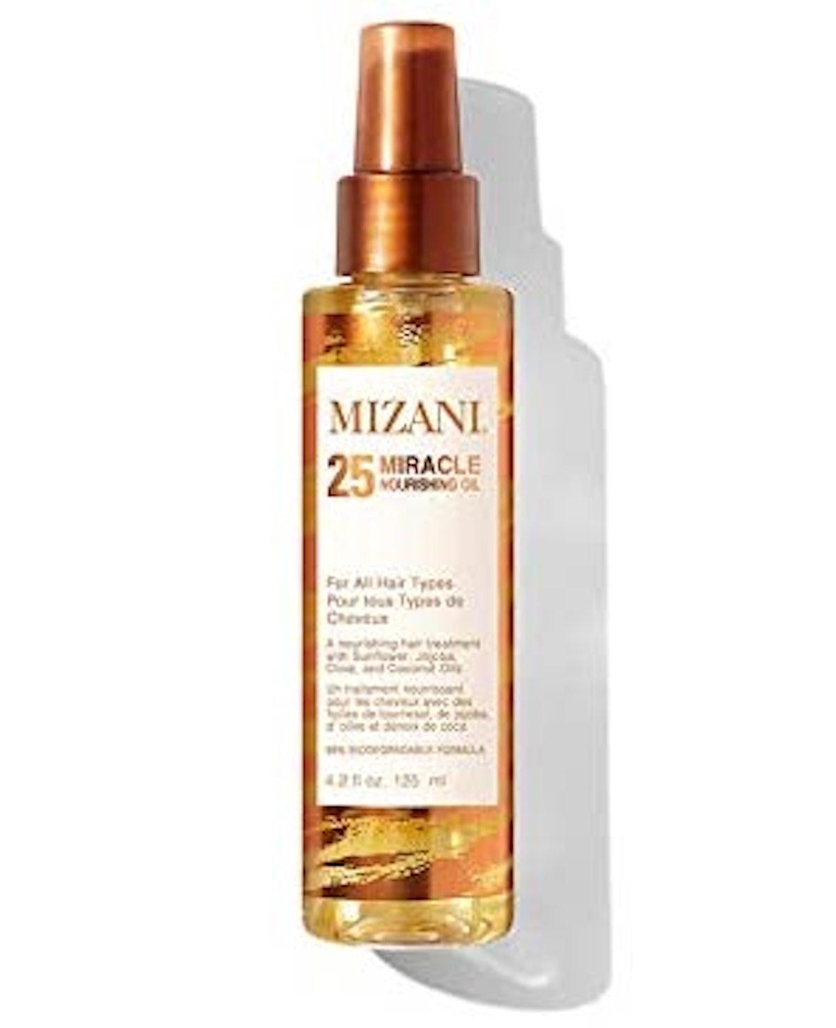 MIZANI 25 Miracle Nourishing Oil, 4.2 Fl. Oz.