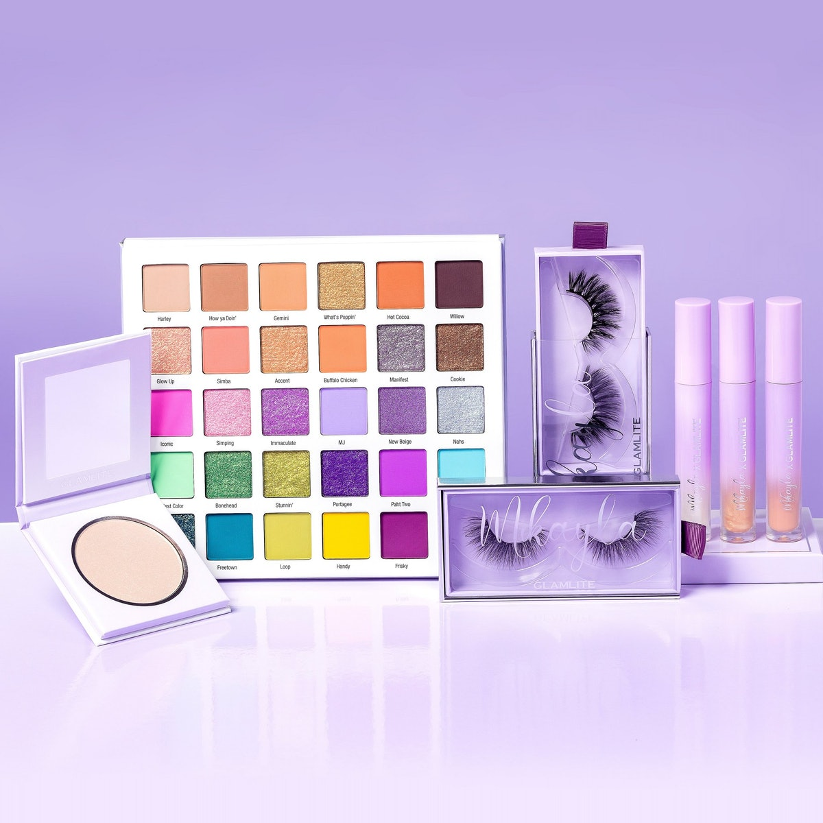 Mikayla x Glamlite Full Collection