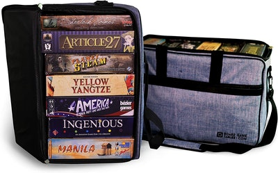 Board Game Tables Game Bag