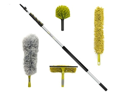 DocaPole Cleaning Kit With Extension Pole (5-piece)