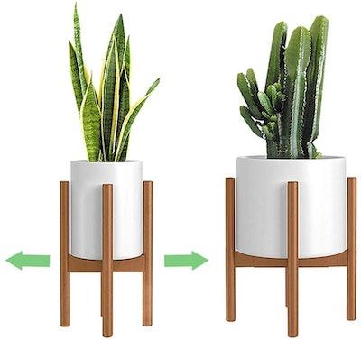MUDEELA Adjustable Plant Stand