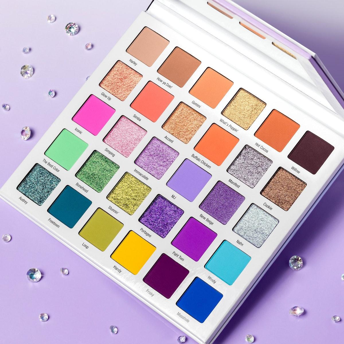 Mikayla x Glamlite Palette