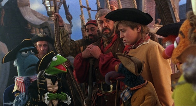 Muppet Treasure Island was the second Muppet feature film directed by Brian Henson.
