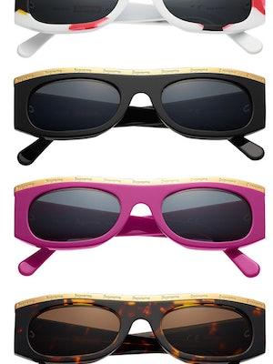 Supreme Goldtop Sunglasses