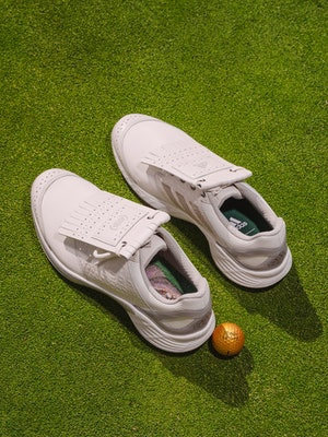 Extra Butter x Adidas Chubbs Happy Gilmore capsule