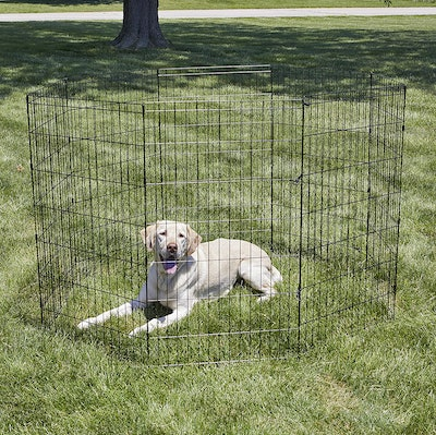 New World Pet Products Foldable Pet Playpen