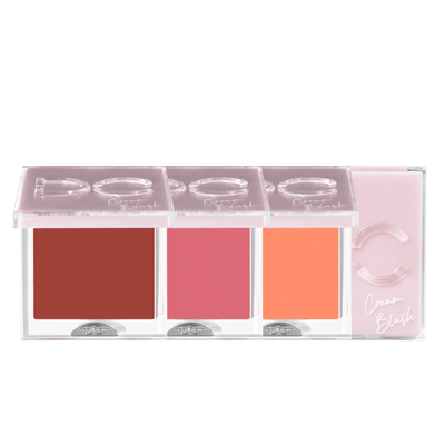 Silk Tone Cream Blush Collection