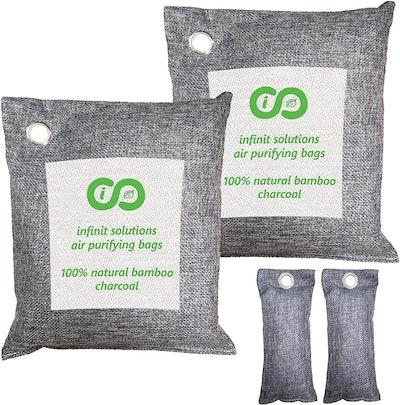 Infinit USA Air Purifying Bag (4-Pack)
