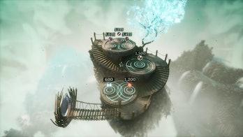 dreamscaper environment