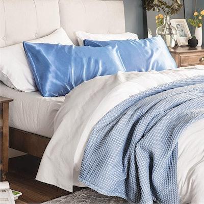 Bedsure Satin Pillowcases (2-Piece)