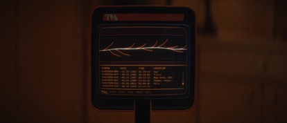 Many familiar MCU settings are seen in 'Loki.' Screenshot via Disney+