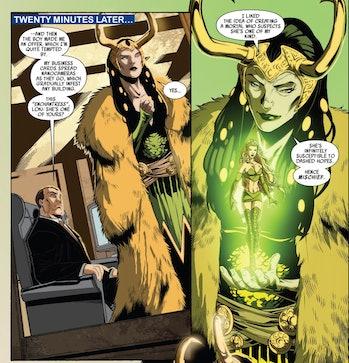 Lady Loki Episode 2 Enchantress Credits leak
